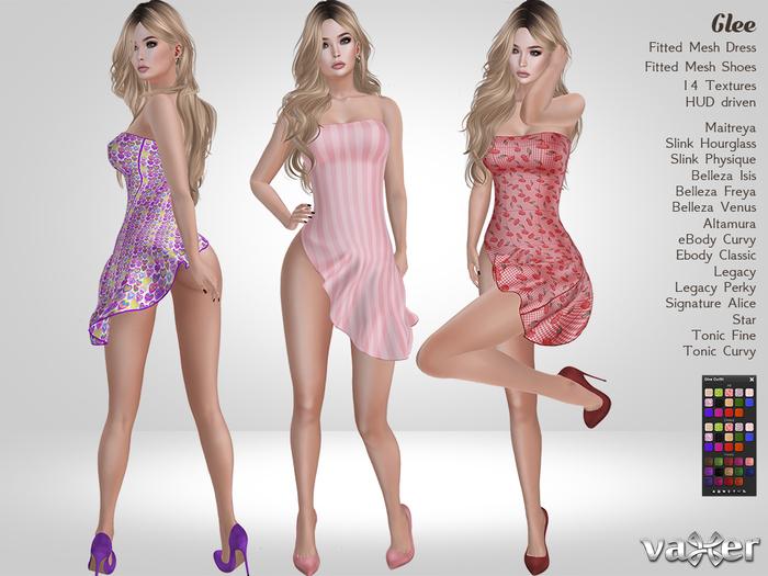 PROMO - Vaxer : Cunia Outfit- Maitreya, Slink, Belleza, Legacy, Altamura, eBody, Tonic, Signature, Start  . 14 Text