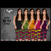 Frop! Little Miss Frop Pack