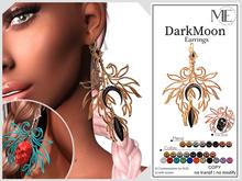 ME DarkMoon Earrings (Boxed. Wear me)