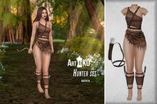 Art&KO - Hunter set - Brown