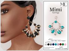 ME Mimi Earrings (Boxed. Wear me)