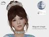 Mayumi shape - GENUS strong face GIFT001 & Maitreya