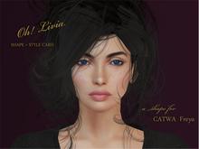 !MiH Oh! Livia shape for CATWA Freya