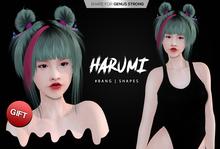 #BANG . Shape for Genus Strong GIFT . Harumi  *Wear*