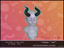 [P] HORN - IMP - FULL PERM