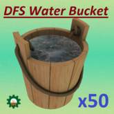 DFS Water Bucket x50