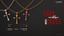 :ANDORE: - :necklace:  - Your Cross