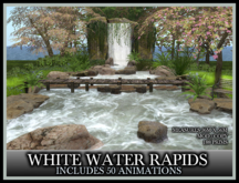 TMG - WHITE WATER RAPIDS*