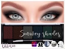 Catwa Eyeshadow Lelutka/Genus - Glam Smokey - Ottilie