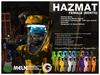 {MB} Hazmat Suit (Female)