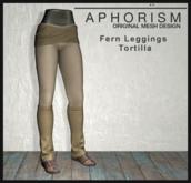 !APHORISM! - Fern Leggings - Tortilla