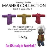 Miss Ing's Dinkie Hippie Shirt Set 2