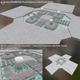 [Since1975] Multipurpose Platform & Fountain Pool