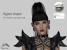 Agata shape - CATWA FREYA (gift) + Maitreya