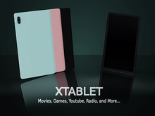 XTABLET (Movies, Games, Youtube, Radio and More)