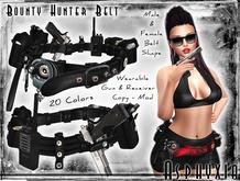 Asphyxia Bounty Hunter Belt