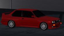 .::Indulge::. 90'  M3 E30  BBS Red
