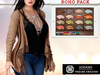 Addams - Pheobe - Loose Boho Sweater #BOHO PACK