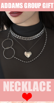 Addams Gift - Penelope Necklace