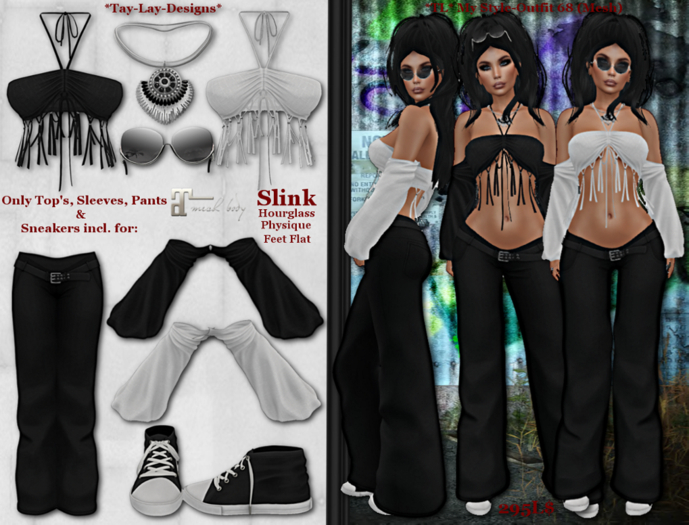 *Tay-Lay-Designs* My Style-Outfit 68 (Mesh)