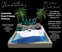 Slinvitations Animated Beach Happy Birthday Card