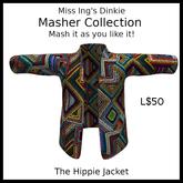 Miss Ing's Dinkie Hippie Jacket