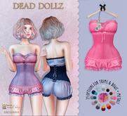 Dead Dollz - Sonata Set - Fuchsia