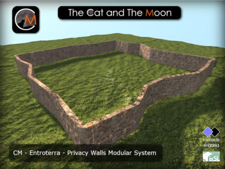 CM - Entroterra - Privacy Walls Modular System
