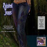 DFF Painted Jeans #29