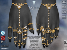 **RE** Quinn Rings & Bracelets - Maitreya Bento - SLink Dynamic - Belleza Bento - Signature Alice - TMP Legacy
