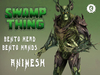 :: UCM :: Swamp Thing Animesh - Bento