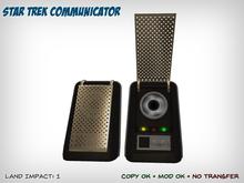 Star Trek Communicator (TOS)