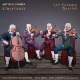 *AC* 18th Century Quartet (boxed) - (ADD ME)