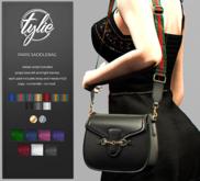 tylie // Paris Saddlebag / FATPACK