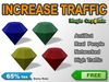 Magic Crystal Pack - Increase Traffic! | 65% tax Free Trial Version