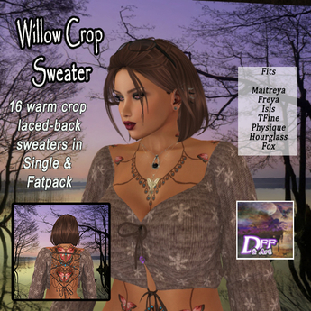 DFF Willow Sweater #11