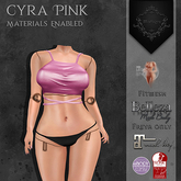**Mistique** Cyra Top Pink (wear me and click to unpack)