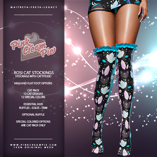 !PCP :: Rosi Stockings [Cat Pack]