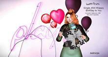 Quinn PosesSingle_#34 Hhappy Birthday to You