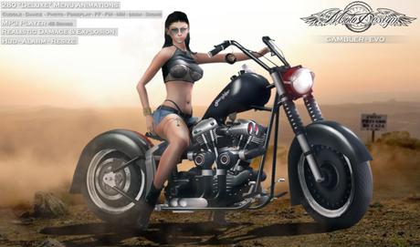 MotoDesign - Gambler - EVO