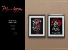 Moonley Inc. - Bushido Frame Set