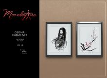 Moonley Inc. - Geisha Frame Set