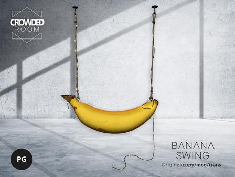 Crowded Room -  Banana Swing PG (ADD ME)