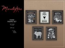 Moonley Inc. - Farm Frame Set