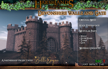 [Harshlands] Devonshire Walls and Gate