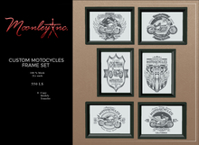 Moonley Inc. - Custom Motorcycles Frame Set