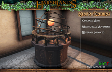 [Harshlands] Kiki's Orrery
