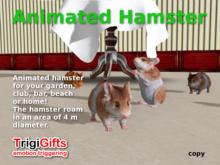 Animated Hamster (TrigiGifts)