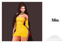 Miu - Ruby dresses DEMO