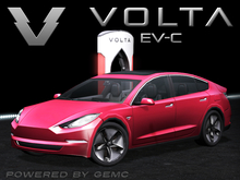 VOLTA EV-C - Electric Vehicle